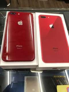 🚚 iPhone8 Plus 64g 灰 紅 僅使用2天