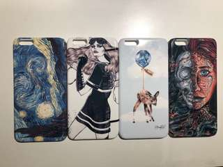 The Dairy iPhone 6 Plus Apple cases - 4 cases for $10