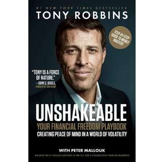 Unshakable - Your Financial Freedom Playbook (ebook)