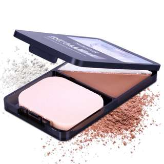 🦋Face Bronzer Highlighter with Puff Foundation Base🦋