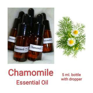 Chamomile Scent Essential Oil