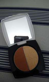 REPRICED! 200php! Avon Mark Dual Glow Cheek Color and Highlighter (Beach Babe)