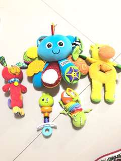 Lamaze toys for infants