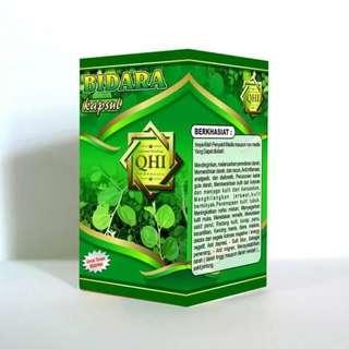 Kapsul Bidara Ruqyah Herbal