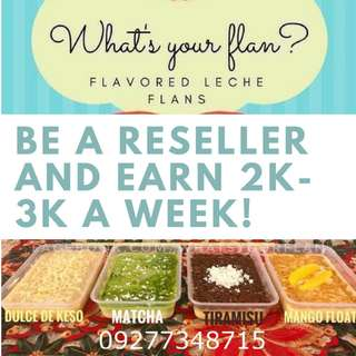 Resellers! We want you!