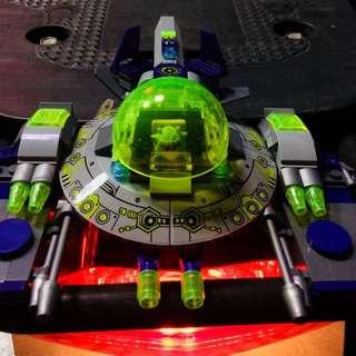 🚚 👽UFO 外星軍團 飛碟 幽浮 外星人 alien 樂高 積木 玩具 參考 擺設 模型 太空迷 宇宙軍艦