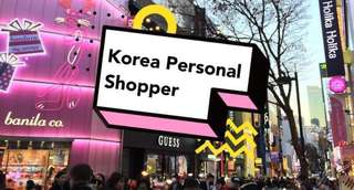 Korea Personal Shopper / Korean Pre order / Seoul / Bags / Shoes / Kakao Friends