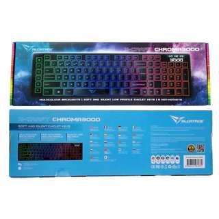 X Craft Chroma 3000 keyboard