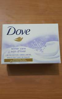 Dove Limited Edition Winter Care Beauty Bar