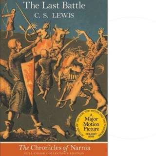 The Last Battle (Chronicles of Narnia, #7) by C.S. Lewis