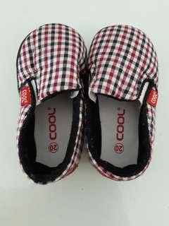 Sepatu cool baby boy