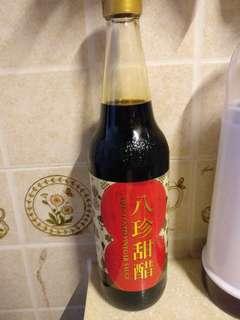 八珍甜醋 (600毫升)