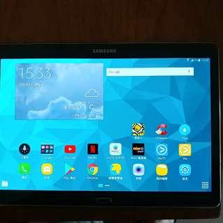 "Samsung Galaxy Tab S 10.5"" 4G LTE啡金色"