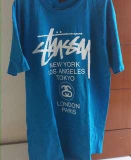 Stussy world tour