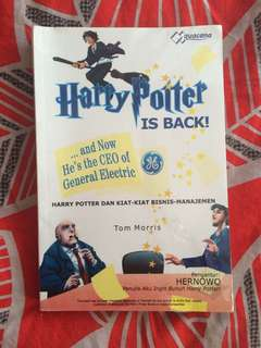 Harry Potter Is Back! by Tom Morris