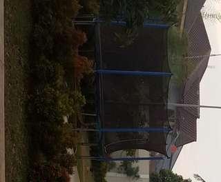 Trampolin Soleil 10 feet
