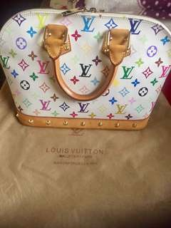 LV ALMA MULTICOLOR MM