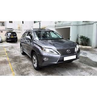 LEXUS RX270 ULTIMATE 2014