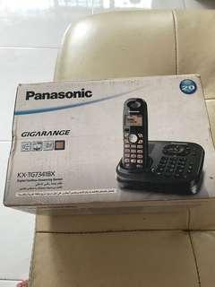 Panasonic GIGA Range KXTG7341