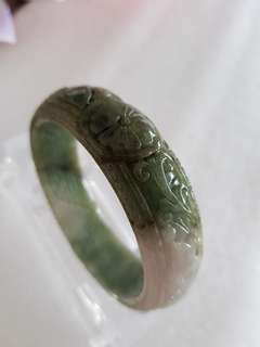 Jade Bangle 58mm