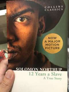 Solomon Northup - 12 Years a Slave