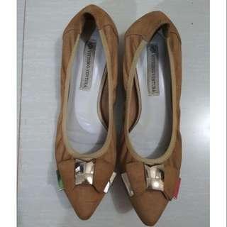 Vittorio Ventura Suede Shoes