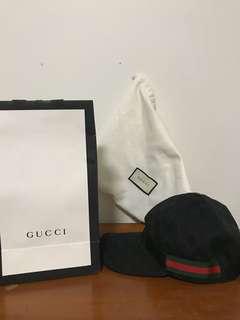 Gucci Cap Black