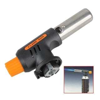 Portable Gas Torch - Black/Yellow
