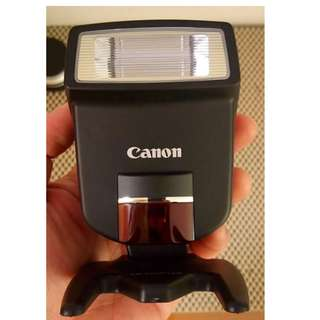 Canon Speedlite 220EX For Canon EOS SLR Cameras Old Version