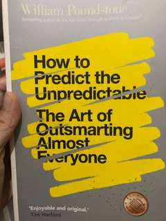 How to Predict the Unpredictable-The Art of Outsmarting Almost Everyone