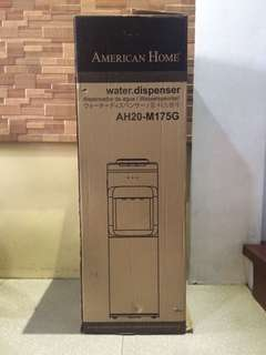 American Home Dispenser 1 Day-Old (Negotiable) Need Urgent Buyer ❤️