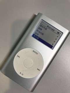 iPod mini 1st Generation Silver (4G)