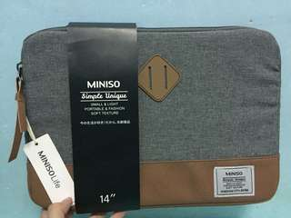 CASE (SLEEVES) LAPTOP/TABLET MINISO