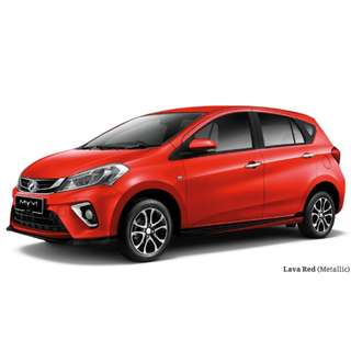 Rent New Myvi (coming soon)