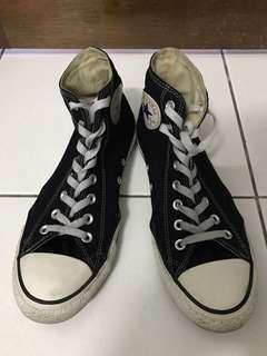 🚚 Converse 帆布鞋 9號 27.5公分 七成新