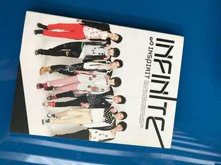 INFINITE INSPIRIT Album