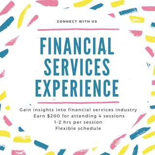 Financial Services Experience