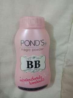PONDS MAGIC POWDER, BEDAK TABUR, BEDAK THAILAND, BEDAK IMPORT, PONDS MAGIC POWDER THAILAND,