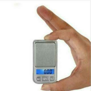 Brand New High Quality Mini 200g x 0.01g Jewelry Postal Kitchen Digital Scale Weighing LCD Free CR2032 Button Battery