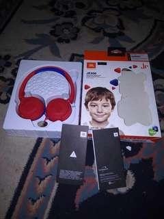 Headphone/ JBL JR 300