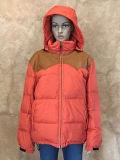 Winter bubble jacket (good as new)