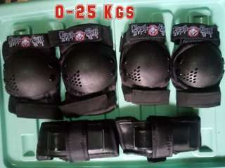 Protective Gear Set (Knee, Elbow, Wrist)