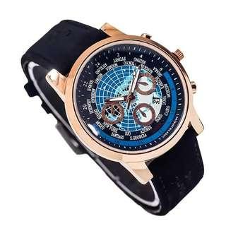 Jam tangan mounblank