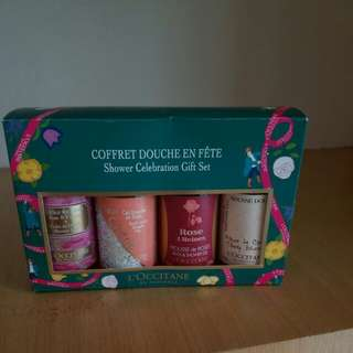 L'Occitane Shower Gift set