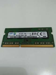 RAM Laptop Samsung 2Gb