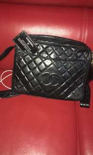 Chanel vintage 相機包 袋