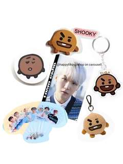 [PO] BTS SUGA GRAB BAG