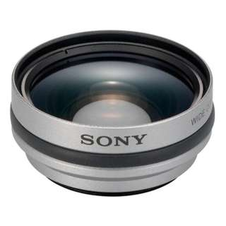 Sony VCL-DH0737 37mm Wide Conversion Lens