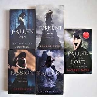 Fallen Series (4+1)