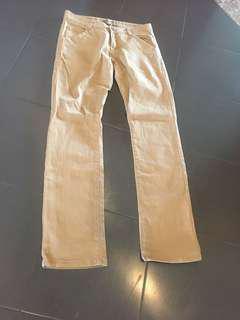 Camel Brown Jeans